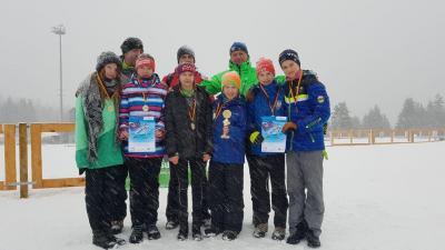 Foto zur Meldung: Ruhlaer Gymnasiasten fahren zum Bundesfinale