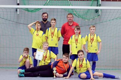 Foto zur Meldung: E-Jugend Platz 2