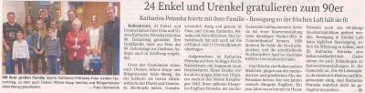 Auszug Der Bayerwald Bote 06.02.2018
