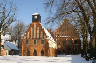 Vorschaubild zur Meldung: Winterpause im Klostermuseum - eingeschränkte Öffnungszeiten