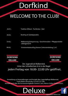 Programm Jugendclub