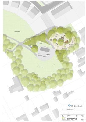 Vorschaubild zur Meldung: Informationen zum neuen Spielplatz Thingstätte im Ortsteil Rußheim