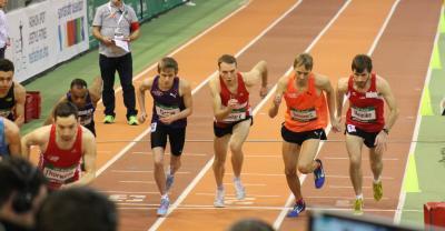 Foto zur Meldung: Christian Schreiner läuft Bestzeit