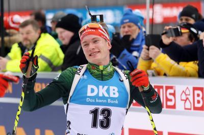 Sprintweltmeister Benedikt Doll hofft auch bei den Winterspielen in Pyongchang auf Edelmetall - Foto: Joachim Hahne