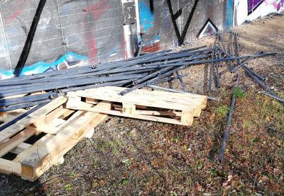 Illegale Abfallablagerung im Stadtwald Maintal - dabei gibt es viele Möglichkeiten der legalen Entsorgung.