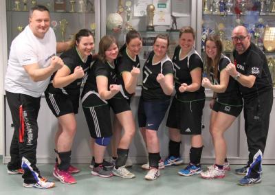 Foto zur Meldung: Fünfter Turniertag der Damen in der Landesklasse-Ost