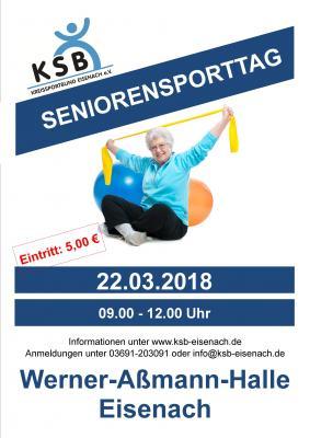 Seniorensporttag
