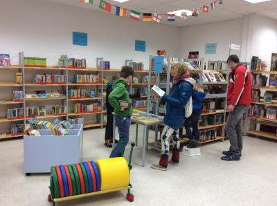 Maintaler Stadtteilbüchereien: Bedarfsgerechte Anpassung der Öffnungszeiten ab März
