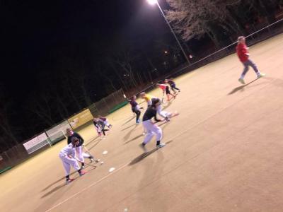Foto zur Meldung: A-Mannschaften starten schon langsam in die Feldsaison