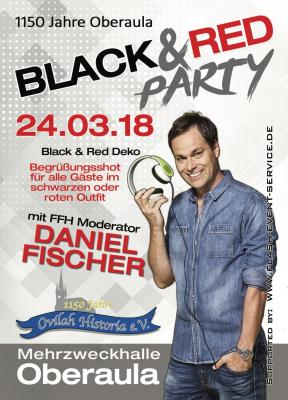 BLACK & RED PARTY