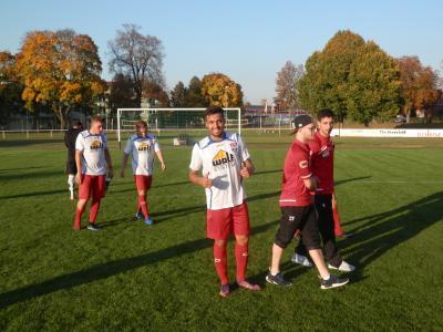 Foto zu Meldung: + + + Hinrundenrückblick FC Seenland Warin + + +