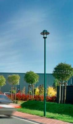 Foto zu Meldung: Umrüstung der Straßenbeleuchtung auf LED-Technik in den Gemeinden Danndorf und Grafhorst
