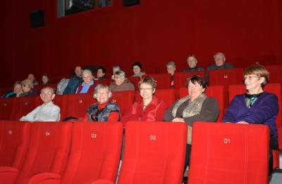 Foto zu Meldung: Filmnachmittage für Senioren