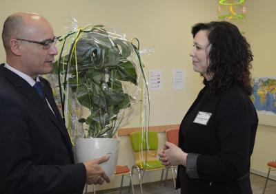 Foto zu Meldung: Kinderarztpraxis in Pritzwalk