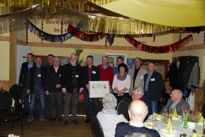 Foto zur Meldung: MAZ: Niemegk und Schellerten feiern 20 Jahre Partnerschaft