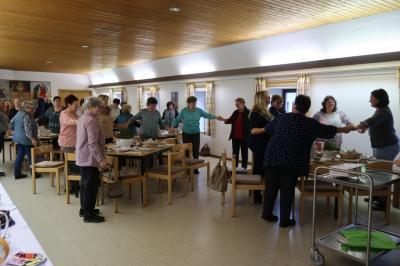 Foto zur Meldung: Ökumenisches Frauenfrühstück