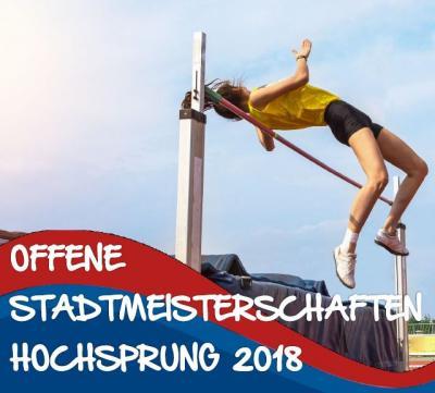 Am Samstag, 10. Märzveranstaltet der TSV Falkensee zum 16. Mal die (offenen) Falkenseer Stadtmeisterschaften im Hochsprung