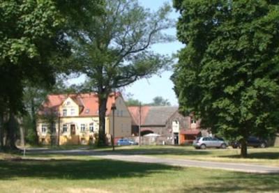 Foto zur Meldung: Neues Feuerwehrhaus auf den Dorfanger?