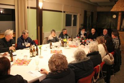 Foto zur Meldung: Mitgliederversammlung des Fördervereins