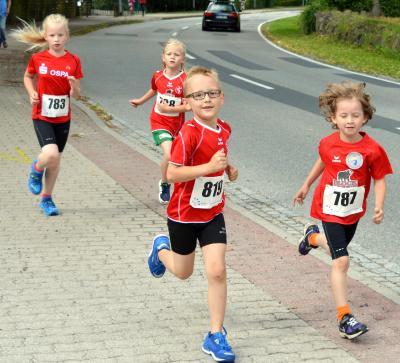 Foto zur Meldung: Laager KITA-Lauf geht in die 3.Runde