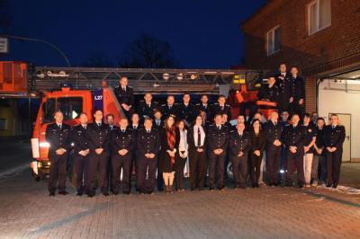 Vorschaubild zur Meldung: Jahreshauptversammlung der Freiwilligen Feuerwehr Perleberg
