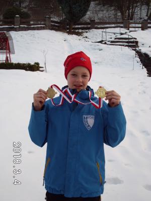 Vorschaubild zur Meldung: Thüringer Langlaufmeisterschaften