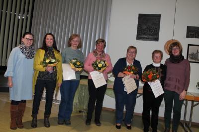 Vorschaubild zur Meldung: Jahreshauptversammlung Frauenchor Kraftsolms