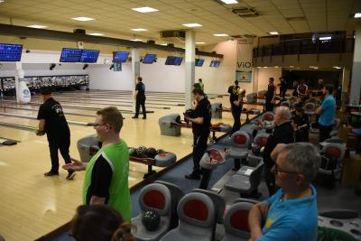 Foto zur Meldung: Landesmeisterschaften im Bowling