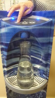 Vorschaubild zur Meldung: Trinkwasserspender