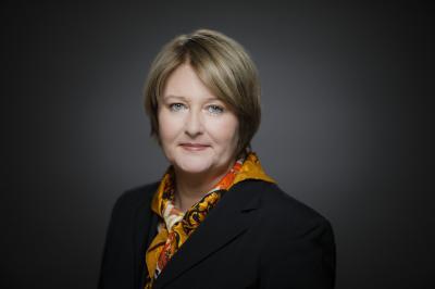 Inspirierende Frauen - Botschafterin Antje Leendertse, Ständige Vertreterin der Bundesrepublik Deutschland bei dem Büro der Vereinten Nationen und den anderen Internationalen Organisationen in Genf