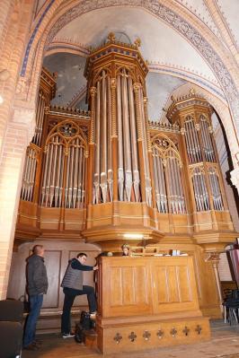 Vorschaubild zur Meldung: Orgelförderverein Demmin e.V.