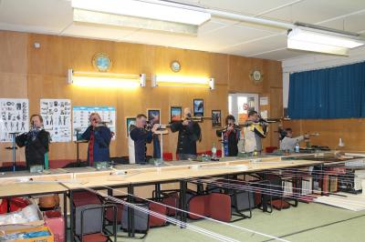 Vorschaubild zur Meldung: Teilnehmer vom KSV Wittenberg beim Winter-Cup in Dessau erfolgreich Wittenberger Astorianer belegten vier Mal den ersten Platz