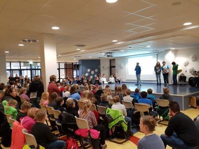 Vorschaubild zur Meldung: IGS Marienhafe - Moorhusen ist ausgelastet (OZ vom 19.01.2018)