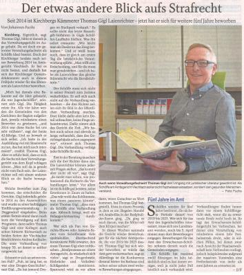 Auszug Der Bayerwald Bote 07.03.2018