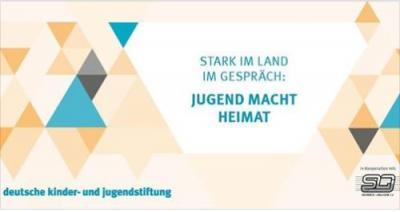 Vorschaubild zur Meldung: Stark im Land im Gespräch: Jugend macht Heimat