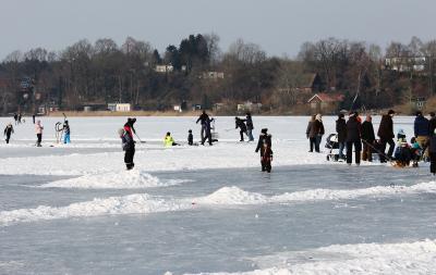 Foto zu Meldung: Das war mal wieder richtig Winter!