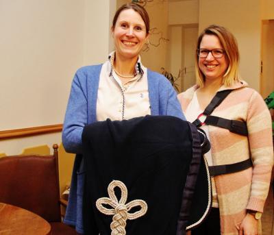 Foto zu Meldung: Große Pläne in der Reitsportgemeinschaft – Bettina Stypmann Sportlerin des Jahres