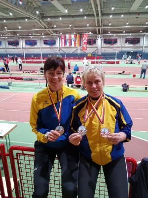 Foto zur Meldung: Deutsche Meisterschaften der Senioren in Erfurt