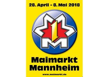 Vorschaubild zur Meldung: Mannheimer Maimarkt - Vorverkauf ab 12.03.2018