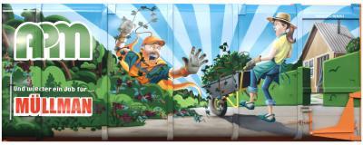 Vorschaubild zur Meldung: Wald und Flur sind keine Entsorgungsanlage!!!