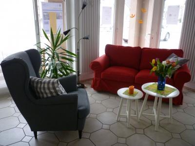 """Foto zur Meldung: Eröffnung """"Café Mittendrin"""" - Café und mehr"""