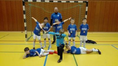 Foto zur Meldung: F2-Jugend - Endrunde gemeistert