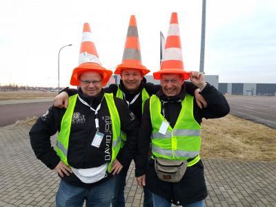 Foto zur Meldung: 47. Deutsche Meisterschaft der karnevalistischen Tänze