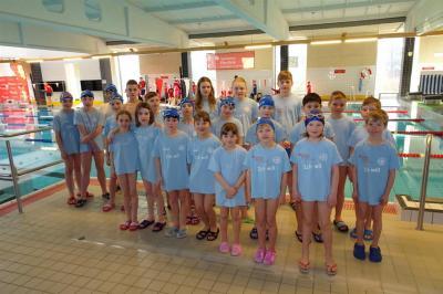 Foto zu Meldung: Schwimmen: gute Ergebnisse beim 8.Sängerpokal