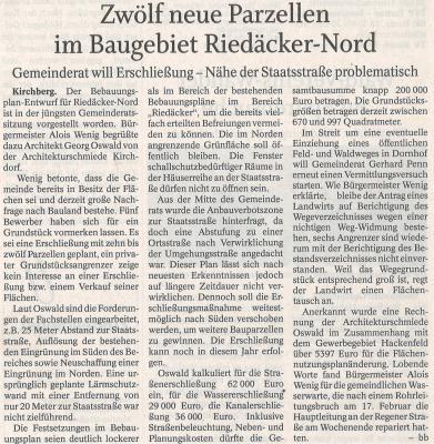 Auszug Der Bayerwald Bote 12.03.2018