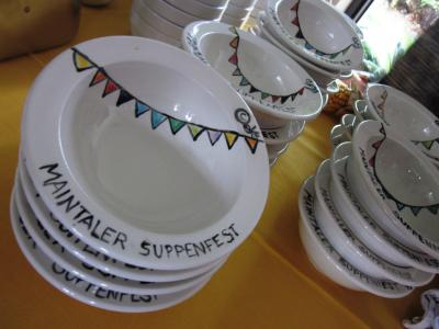 Teilnehmerinnen und Teilnehmer fürs Suppenfest gesucht