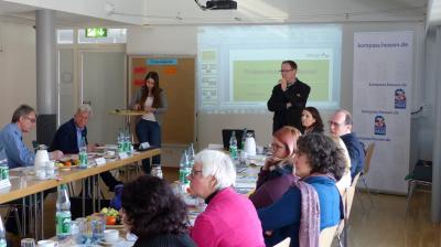 Maintal ist eine von vier Pilotkommunen für das Projekt KOMPASS, der Sicherheitsinitiative des Landes Hessen. Vor kurzem fand die erste Sicherheitskonferenz statt.