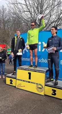 Foto zur Meldung: Moritz auf der Heide gewinnt in Rodenkirchen