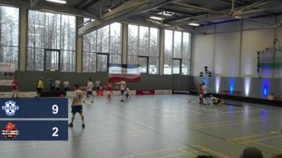 Foto zur Meldung: Kantersieg in eigener Halle – Schenefeld gewinnt das Stadtderby