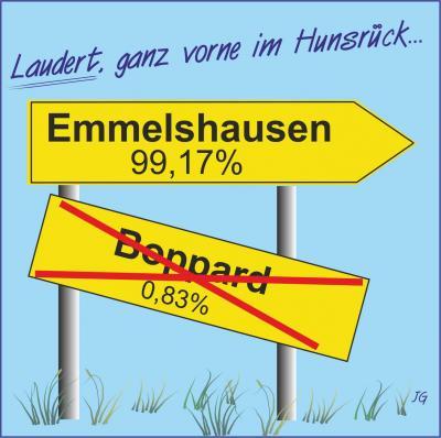 Klares Votum in Laudert